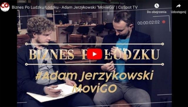 MovieGo – własna linia kosmetyków? Rozmowa z Adamem Jerzykowskim
