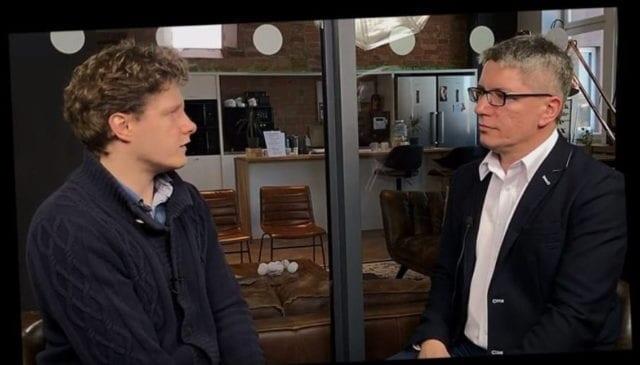 O networkingu i Łódzkiej Izbie Przemysłowej z Markiem Zimochem