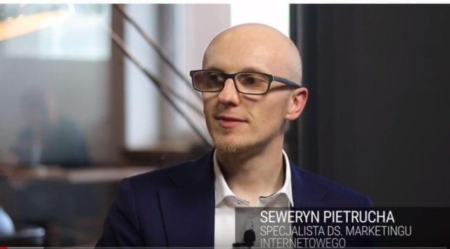"""Wizytówka Google dla biznesu – wywiad z Sewerynem Pietruchą autorem książki """"Wizytówka Google"""""""