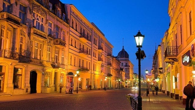 Gdzie można dobrze zjeść w centrum Łodzi